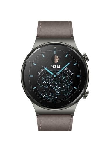 Huawei Watch Gt 2 Pro Nebula Gray (Türkiye Garantili) Kahve